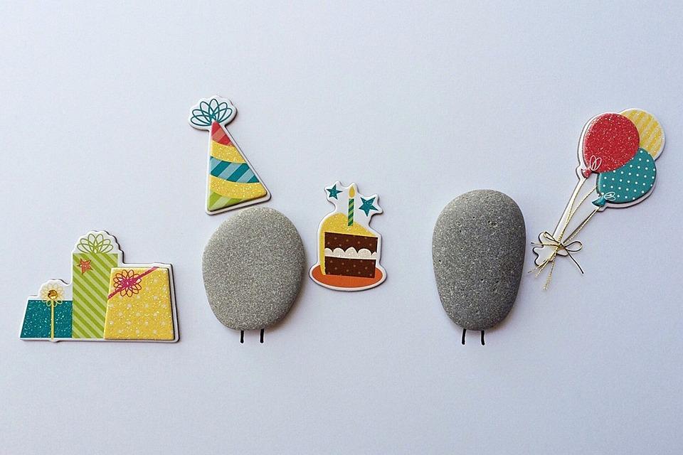 Парти За Рожден Ден, Торта, Празнуваме, Скално Изкуство
