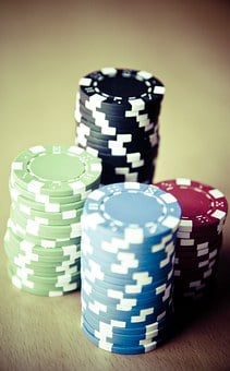 Poker, Chips, Gambling, Casino, Profit