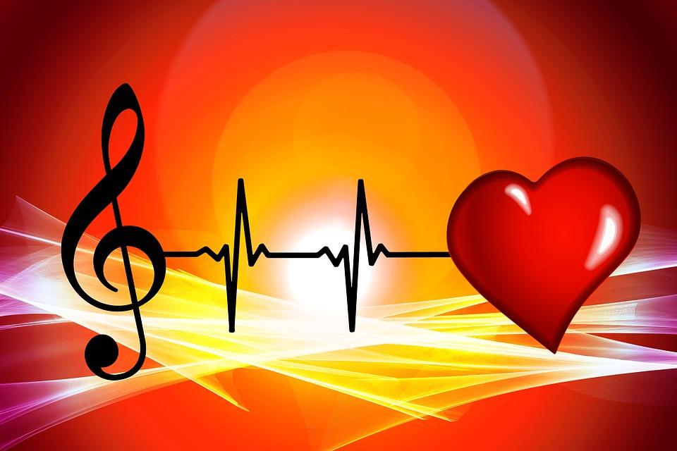 Clave Música Amor Imagen Gratis En Pixabay