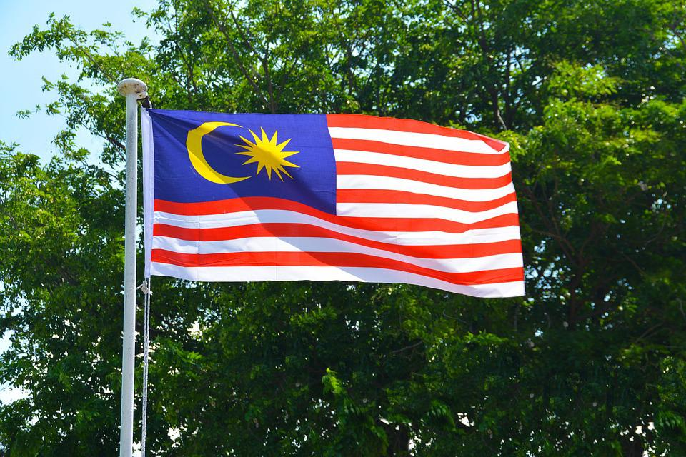 Malaysia Flag.  Discover women of personal finance on #IWD