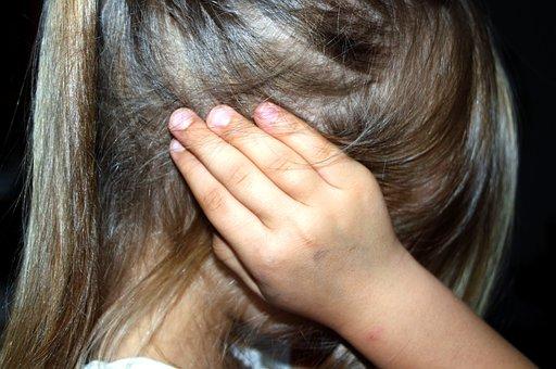 Niño Educación El Miedo Terror Violentos R