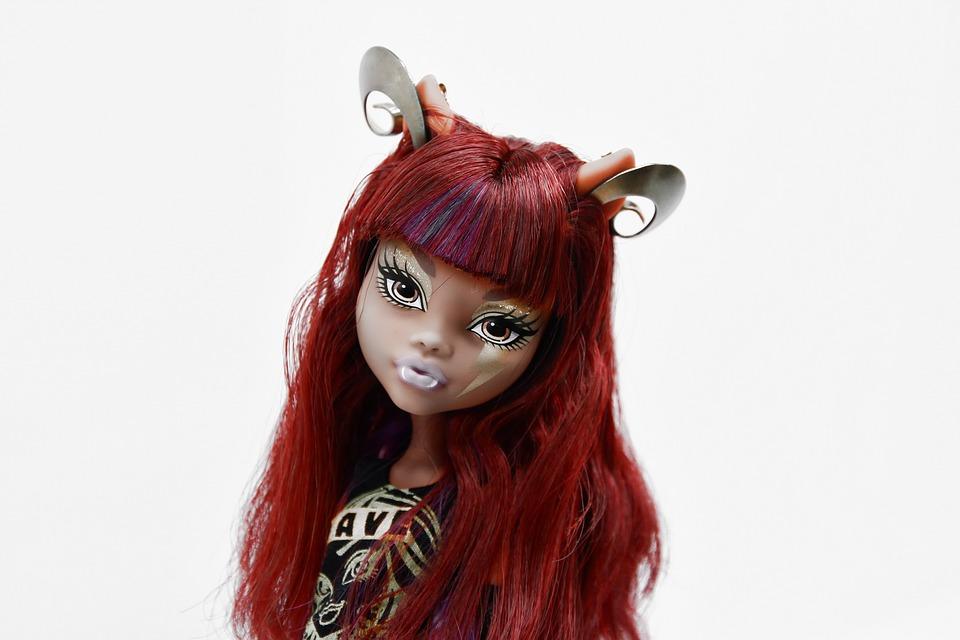 Monster High Puppe Haare Madchen Spielzeug Figur