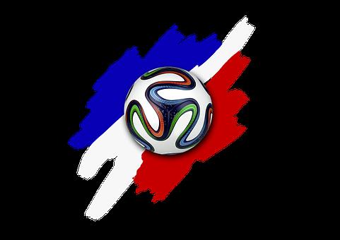 Championnat D'Europe, Football, Drapeau