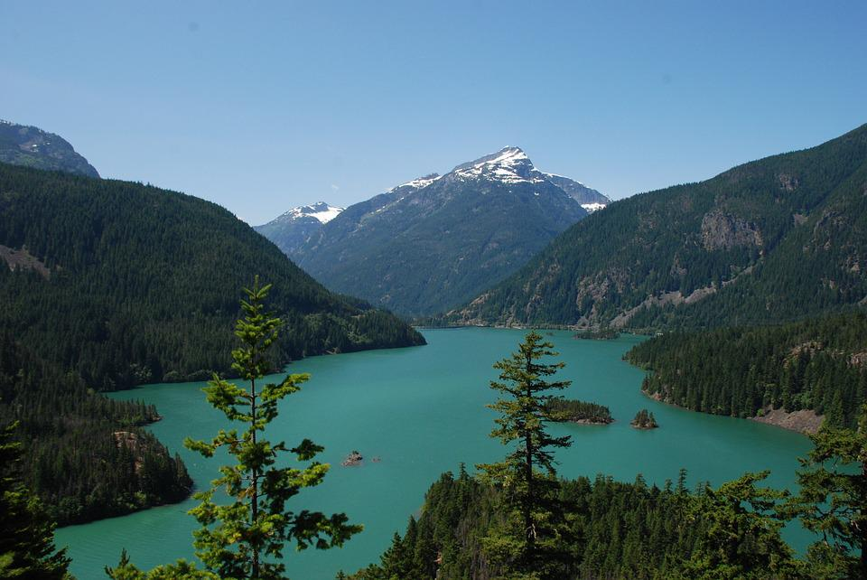 america washington state landscape nature water - America Washington State Landscape · Free Photo On Pixabay