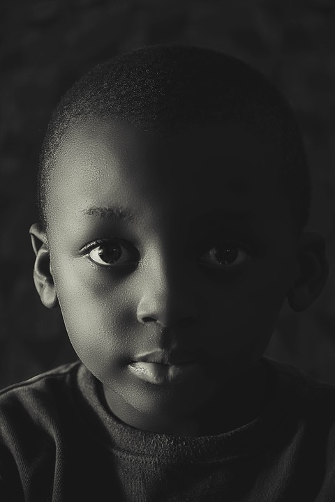 Kids black and white photography free photo on pixabay
