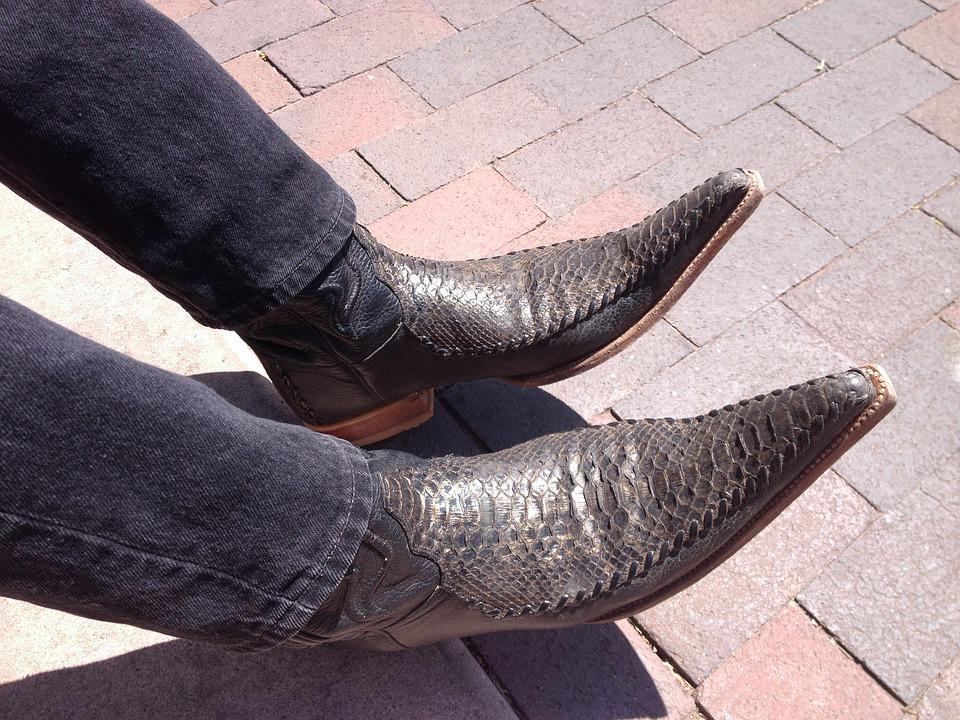 Cowboy Laarzen Boots Gratis foto op Pixabay