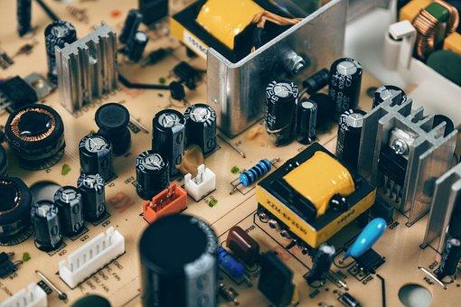 Circuito, placa de circuito, resistor