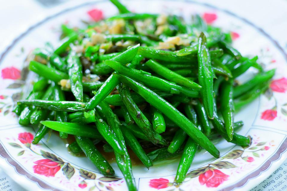Fagiolo Verde, Cibo, Verde, Sano, Vegetale, Fagioli