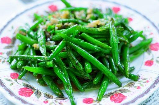 Green Bean, Food, Green, Healthy
