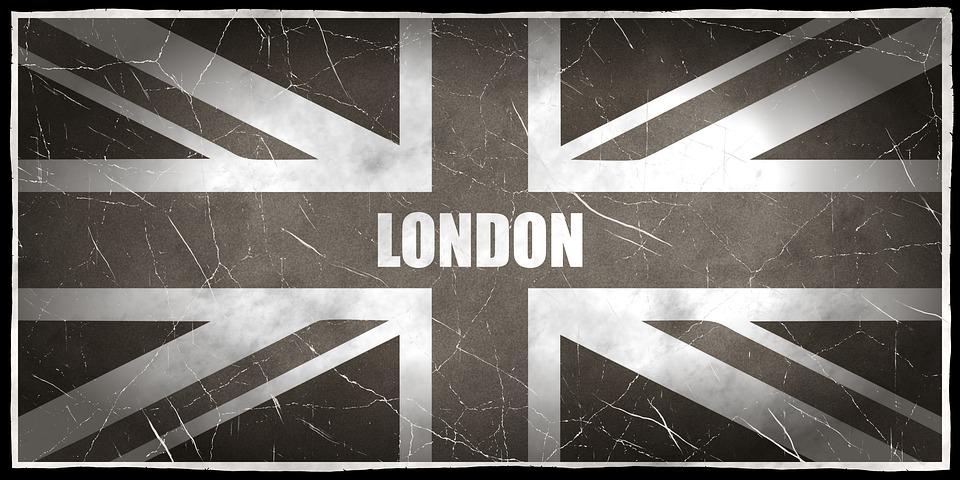 London Uk Flag Union Jack Britain Brexit
