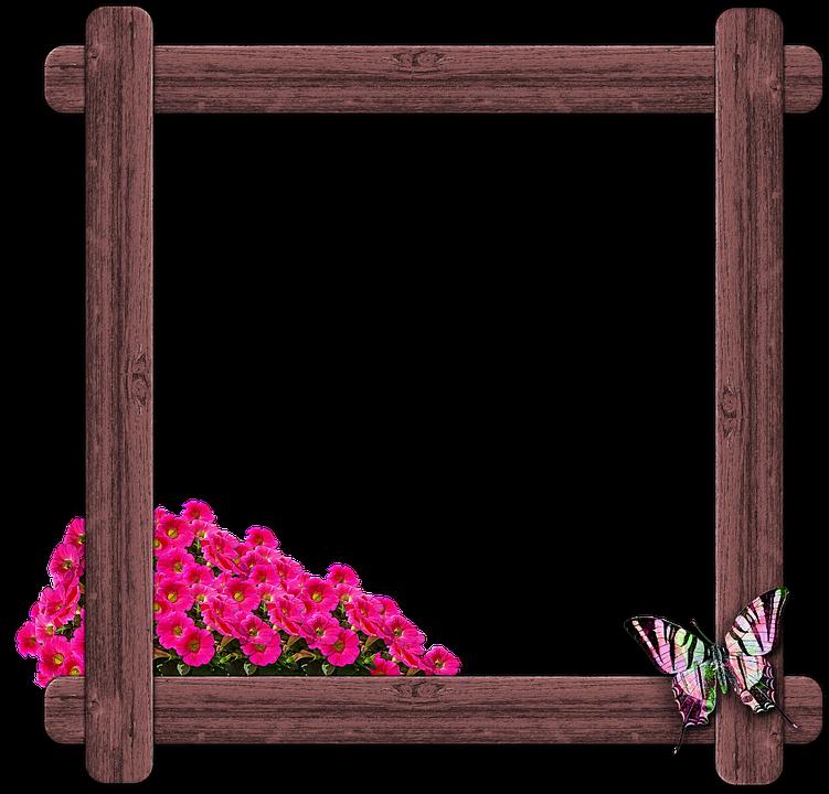 black wood frame png - photo #26