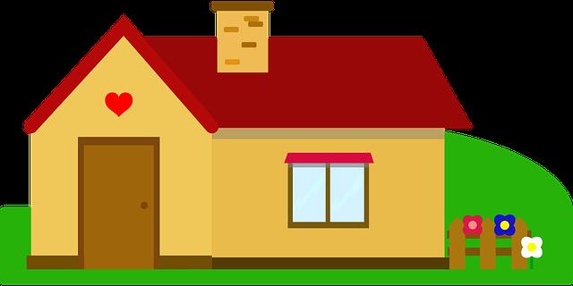 Casa caba a casita gr ficos vectoriales gratis en pixabay for Casa rural mansion terraplen seis