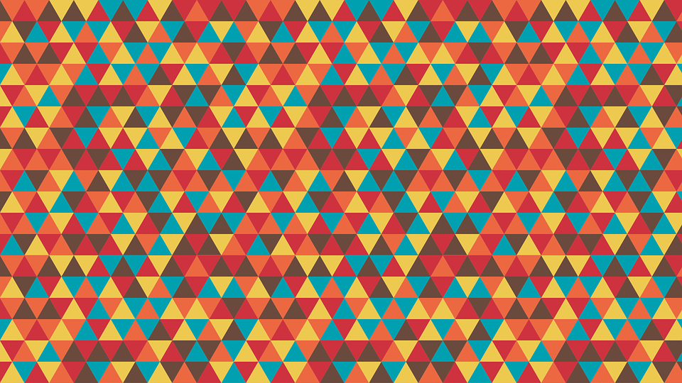 Background Triangles Retro · Free vector graphic on Pixabay