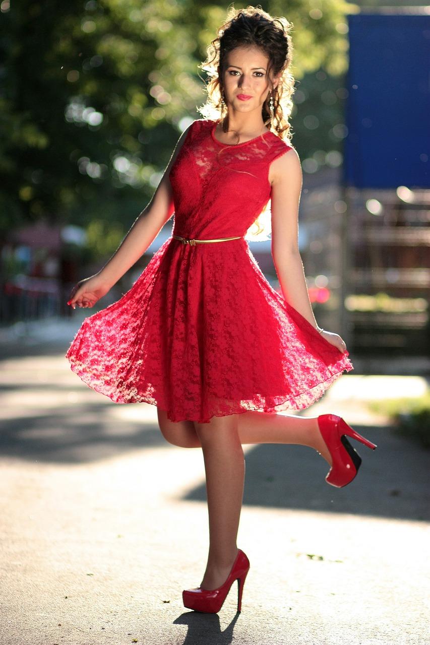Картинки красота платье