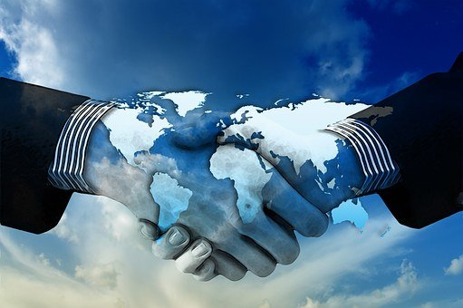 Hands, Shake, Shaking Hands, Continents