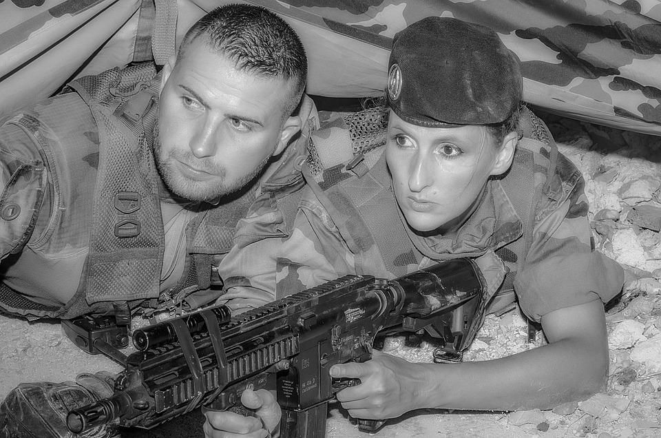 Team Military Training - Free photo on Pixabay