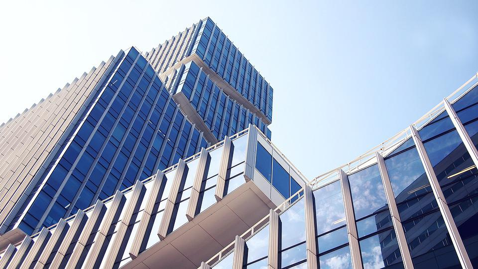 Architecture, Building, Amsterdam, Blue Sky, Business
