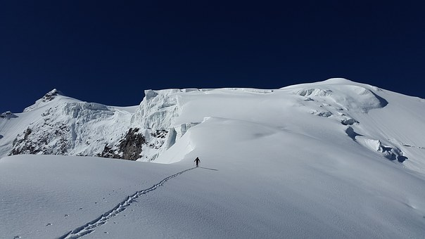 Ortler, Backcountry Skiiing, Alpine