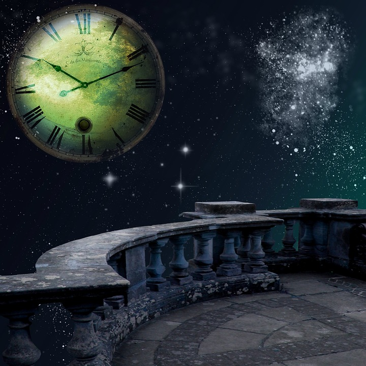 Free illustration: Time, Space, Balcony, Background
