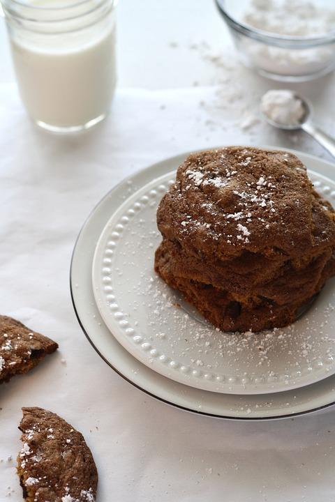 Cookie Susu Makanan Foto Gratis Di Pixabay