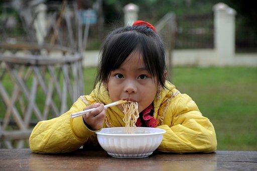 Child, Noodle, High Land