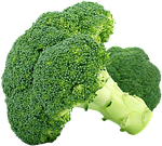 isolated, broccoli, vegetables