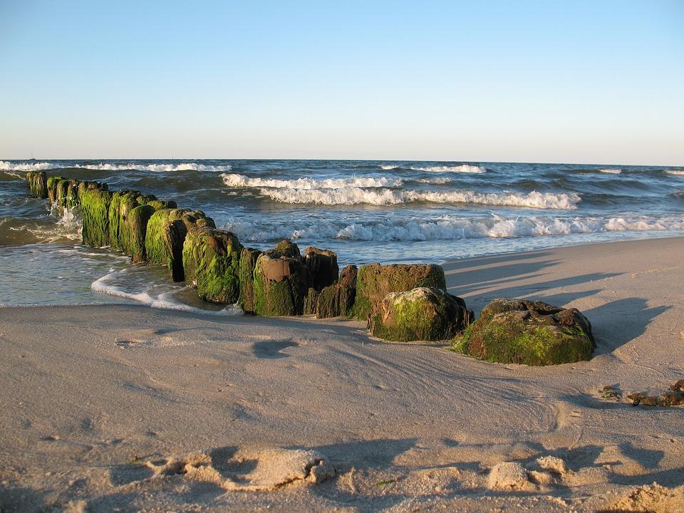 Znalezione obrazy dla zapytania sarbinowo plaża