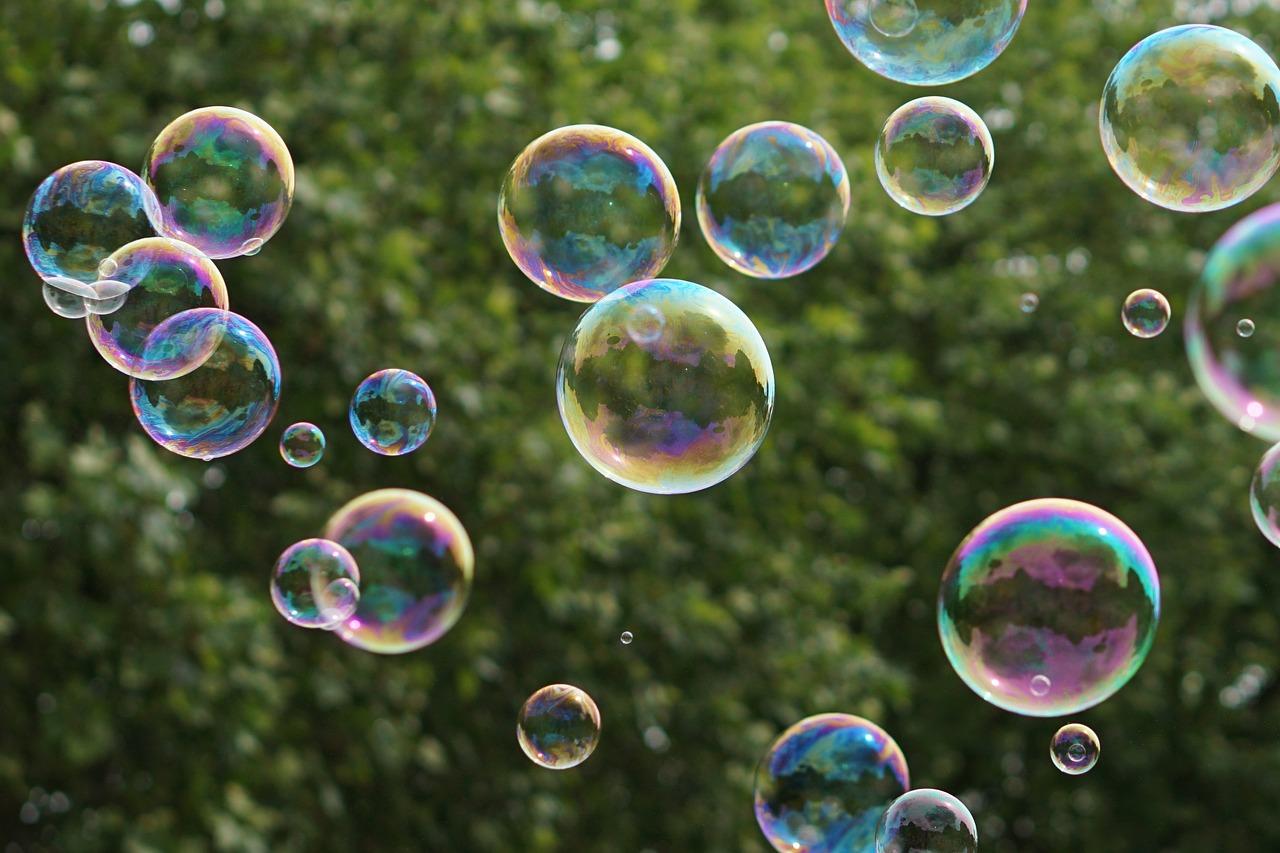 Картинки мыльные пузыри на рабочий стол гиф