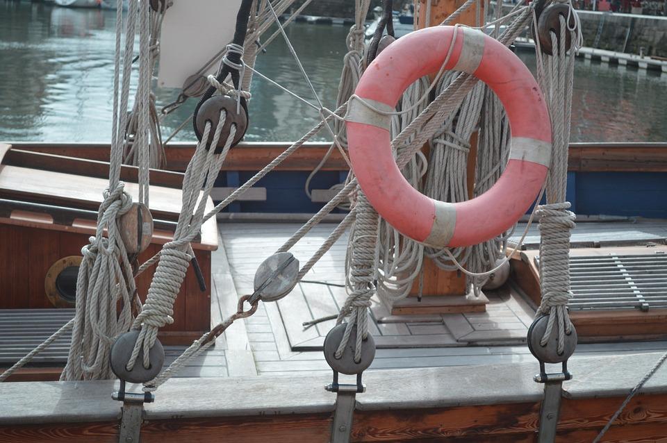 Gemi, Eski, Bağlantı Noktası, Deniz, Yelkenli Gemi