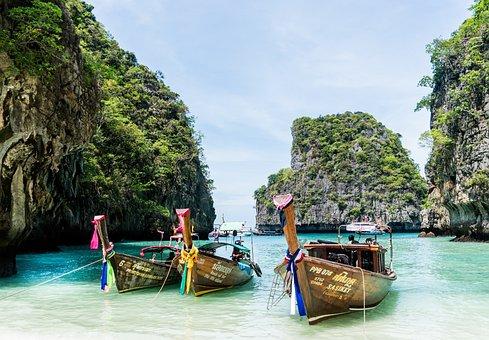 Thailand Phuket Koh Phi Phi Island Tour Co