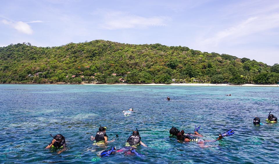 Phuket, Phi Phi Tour, Thailand, Beach, Snorkeling
