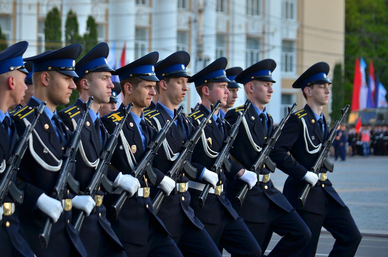 Россия пригласила военных 19 стран  к участию в параде Победы