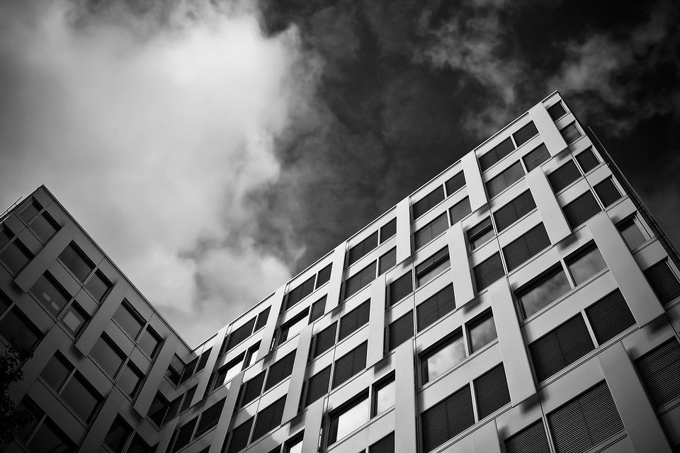 architecture modern building facade skyscraper