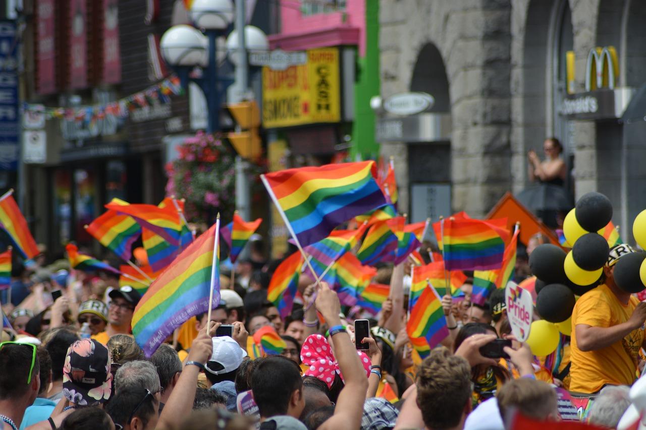 Millions celebrate gay pride around the world