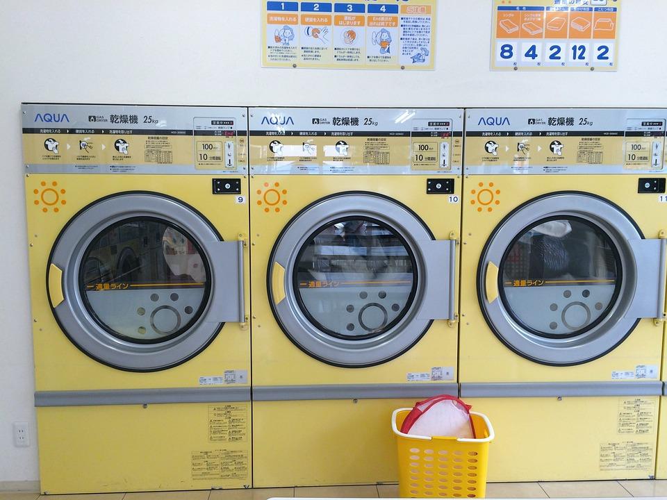 Waschsalon trockner maschinen · kostenloses foto auf pixabay