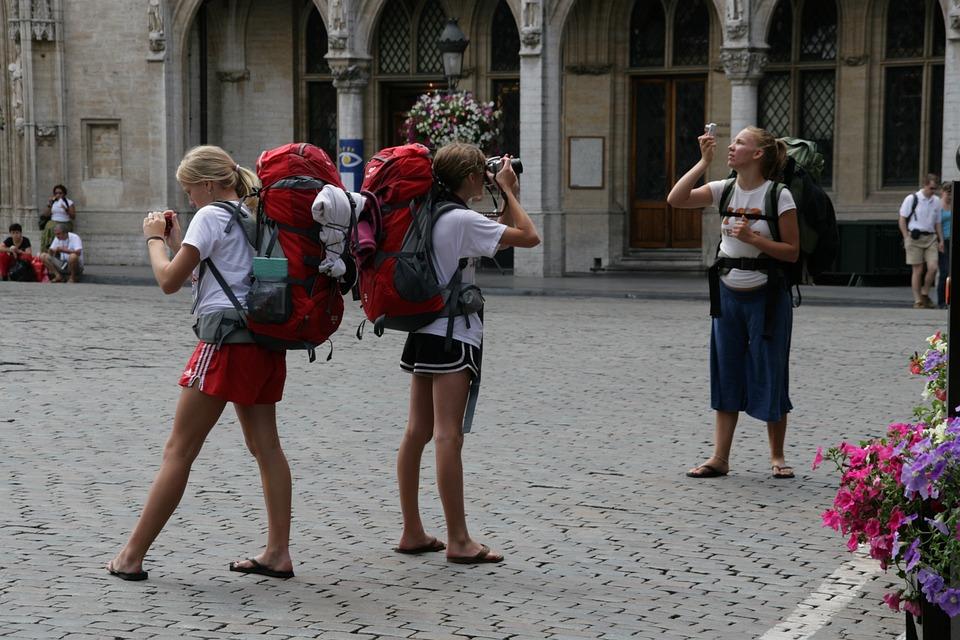 Free photo: Explore, Europe, Backpack, Tourism - Free Image on ...