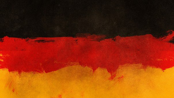 Germany, Flag, Home, Country