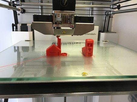Printer 3D Pressure 3D-Printing Printer Pr