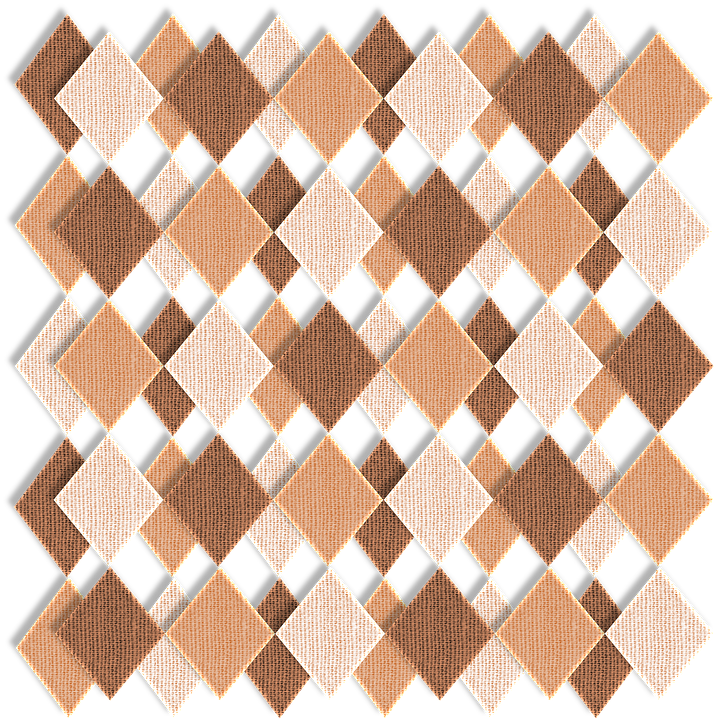 Fabric Texture Geometric Beige Brown Tan Pattern