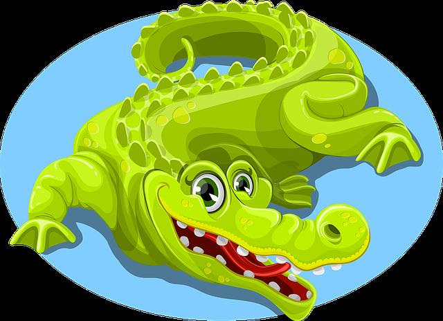 cocodrilo animales silvestre 183 gr225ficos vectoriales gratis