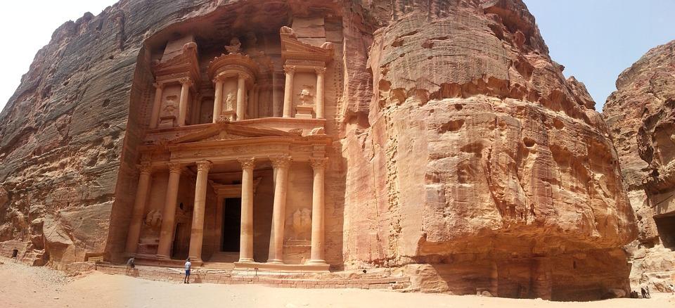 Petra Jordan Ancient 183 Free Photo On Pixabay