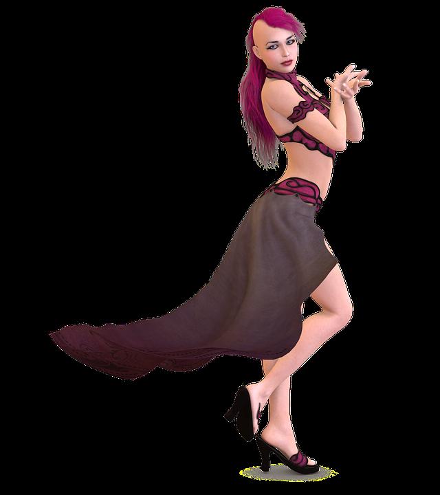 Woman Pose Hair Free Image On Pixabay