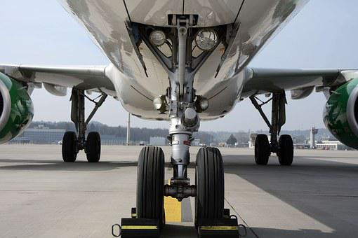 Chassis, Nosewheel, Wheels, Roll, Mature