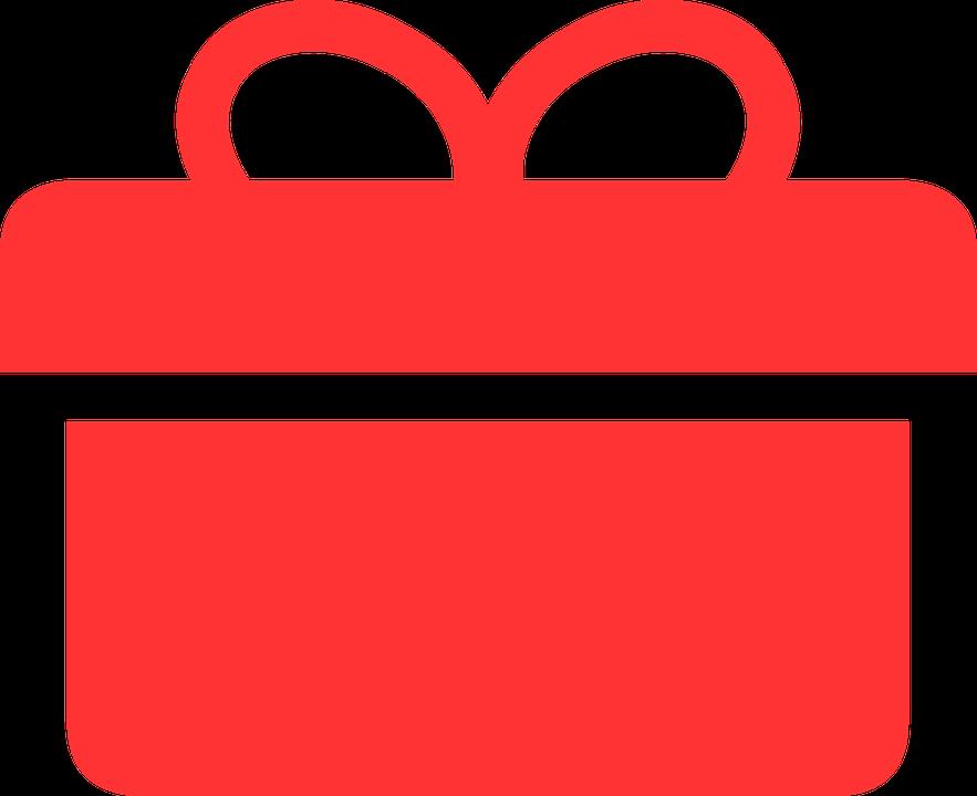 Giftbox Icon Box · Free Vector Graphic On Pixabay