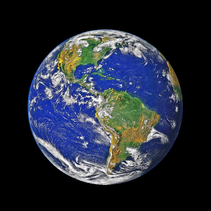 Solar For America >> Illustration gratuite: Planète Terre, Cosmos, Continents - Image gratuite sur Pixabay - 1457453