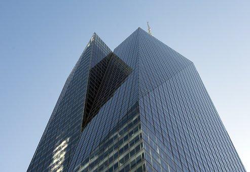 Building, Skyscraper, Nyc, New York