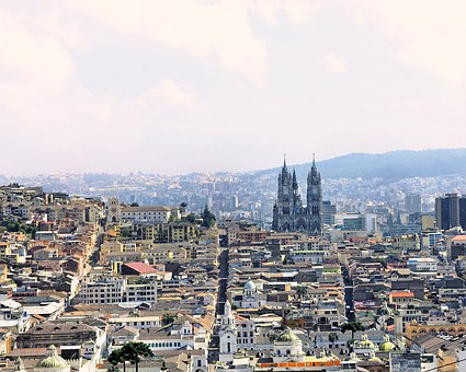 Destinos turísticos de Ecuador, Quito