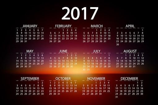 Agenda, Calendar, Schedule Plan, Year