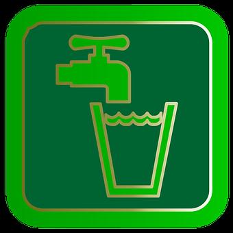 Trinkwasser Wasser Trinken Sie Wasser Trin