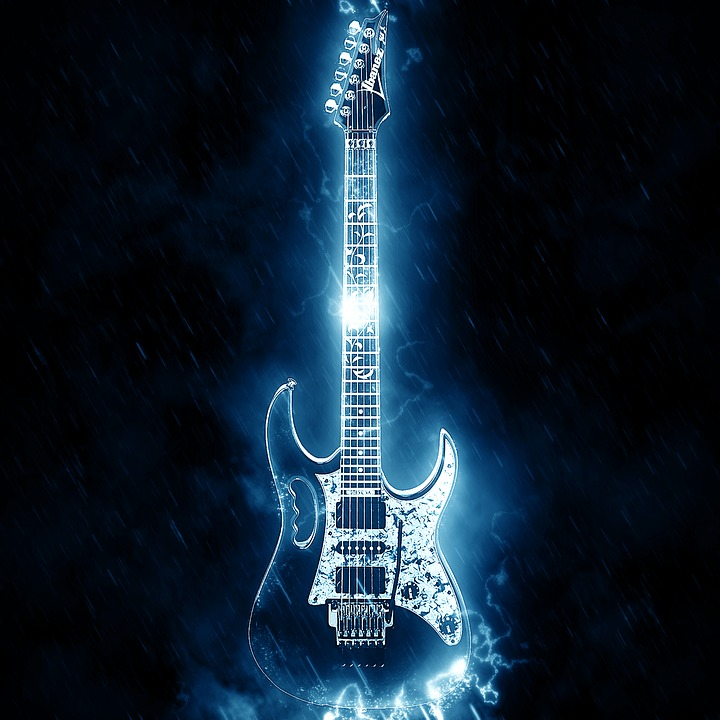 electric guitar wallpaper hd